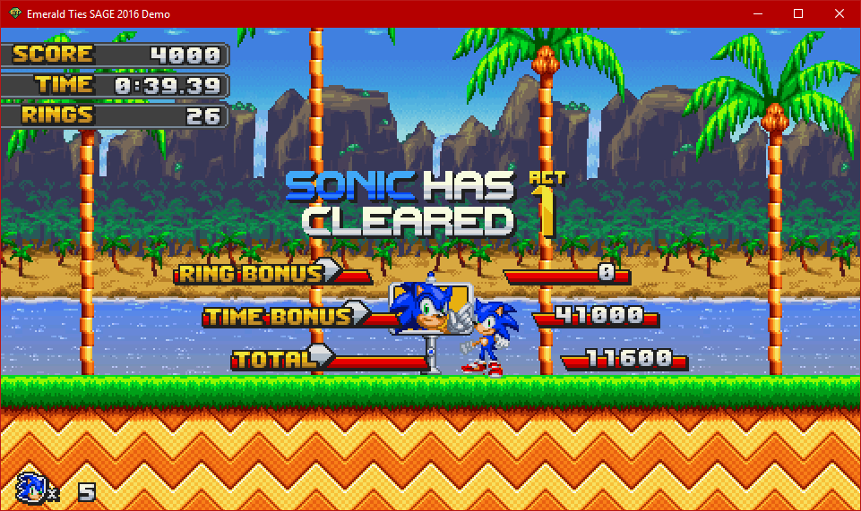 Sparkling Seaside Zone screenshot